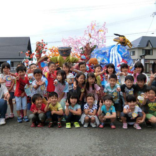 サヨナラお祭り
