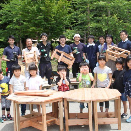 お父さんの木工プロジェクト